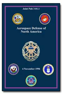 Aerospace Defense of North America by Department of Defense