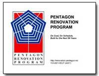 Pentagon Renovation Program by Department of Defense