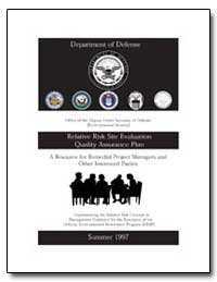 Relative Risk Site Evaluation Quality As... by Department of Defense