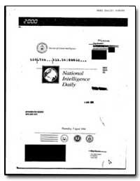 National Intelligence Daily by Department of National Security