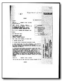 Department of State Telegram : Brunei Pr... by Department of National Security