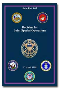 Doctrine for Joint Special Operations by Department of National Security