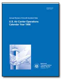 Annual Review of Aircraft Accident Data ... by National Transportation Safety Board