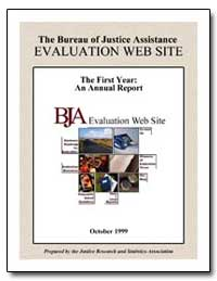 The Bureau of Justice Assistance Evaluat... by Department of Justice