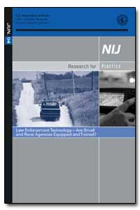Law Enforcement Technology—Are Small and... by Hart, Sarah V.
