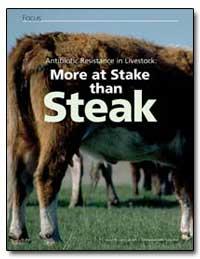 Antibiotic Resistance in Livestock : Mor... by Schmidt, Charles W.