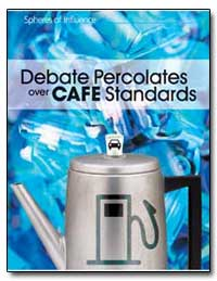 Debate Percolates Cafe Over Standards by Schmidt, Charles W.