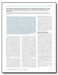 Dual Effects of Phytoestrogens Result in... by Fernandez, Mariana F.