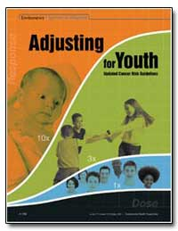 Adjusting for Youth Updated Cancer Risk ... by Schmidt, Charles W.