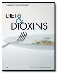Diet and Dioxins by Schmidt, Charles W.