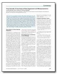 Vinyl Chloride : A Case Study of Data Su... by Wallinga, David