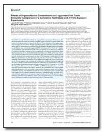 Effects of Organochlorine Contaminants o... by Keller, Jennifer M.