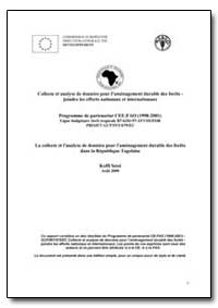 La Collecte et L'Analyse de Donnees Pour... by Food and Agriculture Organization of the United Na...