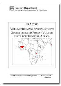 The Forest Resources Assessment Programm... by Food and Agriculture Organization of the United Na...
