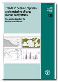 Trends in Oceanic Captures and Clusterin... by Food and Agriculture Organization of the United Na...