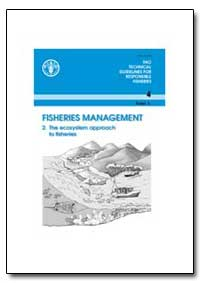 Fisheries Management 2. The Ecosystem Ap... by Food and Agriculture Organization of the United Na...
