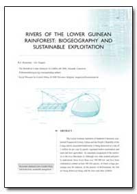 Rivers of the Lower Guinean Rainforest: ... by Brummett, R. E.