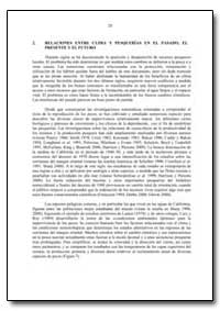 Relaciones Entre Clima Y Pesquerias en e... by Food and Agriculture Organization of the United Na...