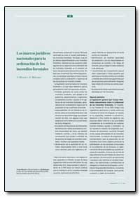 National Legal Frameworks for Forest Fir... by Food and Agriculture Organization of the United Na...
