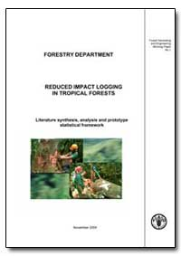 Reduced Impact Logging in Tropical Fores... by Killmann, Wulf