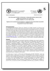 Vigilancia de la Contaminacion de Los Al... by Food and Agriculture Organization of the United Na...