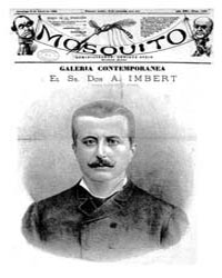 El Mosquito, April 1884 Volume Issue: April 1884 by Stein, Henri Frenchman