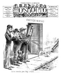 El Mosquito, January 1890 Volume Issue: January 1890 by Stein, Henri Frenchman