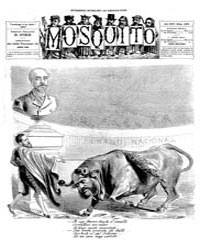 El Mosquito, July 1887 Volume Issue: July 1887 by Stein, Henri Frenchman