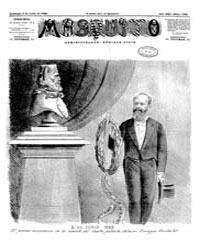El Mosquito, June 1883 Volume Issue: June 1883 by Stein, Henri Frenchman