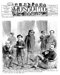 El Mosquito, May 1886 Volume Issue: May 1886 by Stein, Henri Frenchman