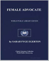 Egerton, Sarah Fyge