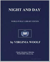 Night and Day by Woolf, Virginia