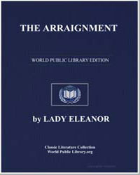 The Arraignment by Eleanor, Lady