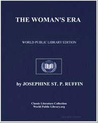 The Woman's Era by Ruffin, P. Ridley