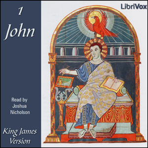 Bible (KJV) NT 23: 1 John by King James Version