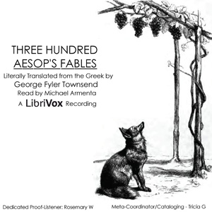 Three Hundred Aesop's Fables by Aesop