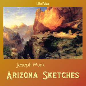 Arizona Sketches by Munk, Joseph