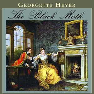 Black Moth, The by Heyer, Georgette
