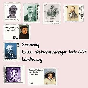 Sammlung kurzer deutscher Prosa 007 by Various