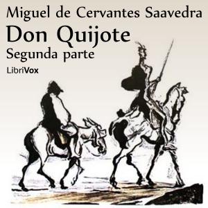 Don Quijote 2 by Cervantes Saavedra, Miguel de