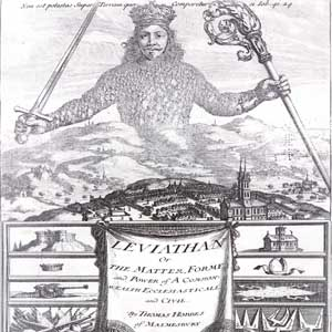 Leviathan (Books III and IV) by Hobbes, Thomas