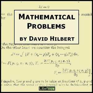 Mathematical Problems by Hilbert, David