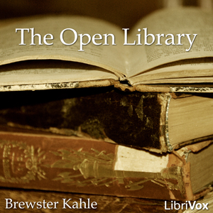 Open Library, The by Kahle, Brewster