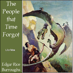 People that Time Forgot, The by Burroughs, Edgar Rice
