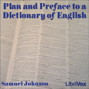 Plan and Preface to a Dictionary of Engl... by Johnson, Samuel