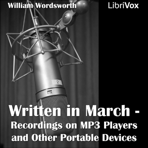 Recordings on MP3 players and other port... Volume Chapter 07 - Recordings on Mp3 Player by Wordsworth, William