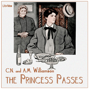 Princess Passes, The by Williamson, Charles Norris