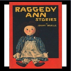 Raggedy Ann Stories by Gruelle, Johnny