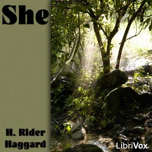 She by Haggard, H. Rider