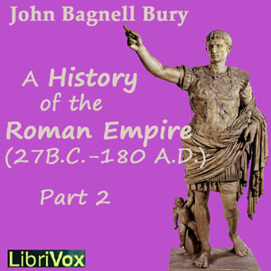 Students' Roman Empire vol 2, The by Bury, John Bagnell
